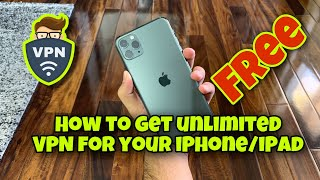 Best free unlimited VPN for iphone (2021) | iphone / ipad / ios