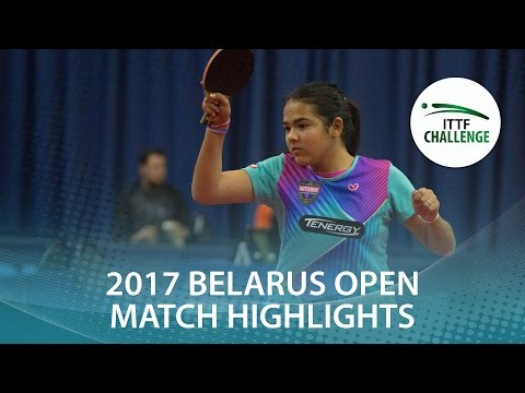 2017 Belarus Open Highlights: Adriana Diaz vs Takako Nagao (R64)