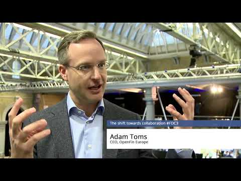 Interview with Adam Toms, CEO, OpenFin Europe