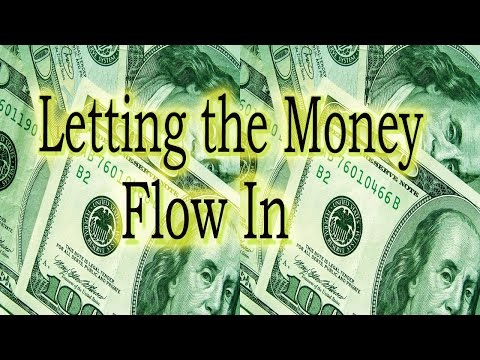Abraham Hicks: Letting The Money Flow In 2014