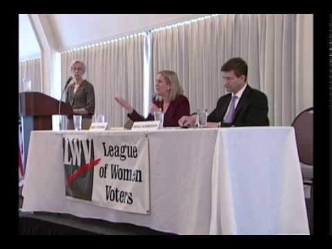 Candidate Debate, 10th Congressional District & State's Attorney