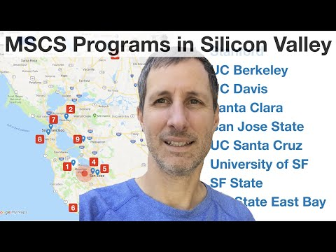 Moving To Silicon Valley? 9 Best Bay Area MSCS Programs Ranked
