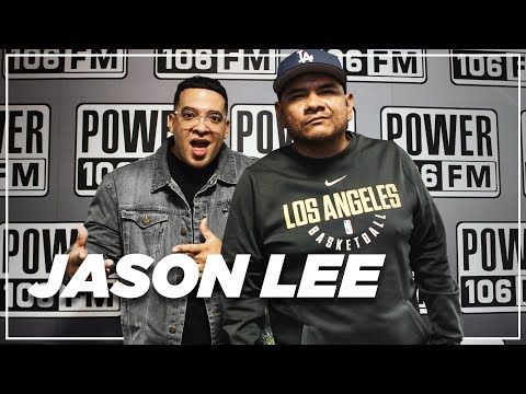 Jason Lee on Getting Attacked by The Barbz  Why He Left Love & Hip Hop Hollywood