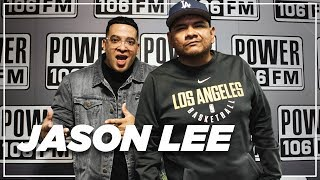 Jason Lee on Getting Attacked by The Barbz + Why He Left Love & Hip Hop Hollywood