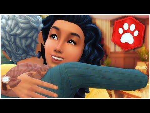 The Sims 4 Cats and Dogs (Part 4) Grandma Maya
