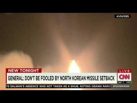 US GENERAL WARNING U.S. ABOUT NORTH KOREA