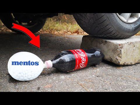 car-vs-coca-cola-and-mentos-|-best-test