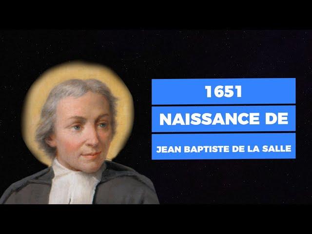 Vie de Jean Baptiste de La Salle