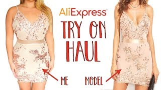 ALIEXPRESS TRY ON HAUL! | BeautyWithErin ♡