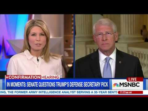 America Needs Gen. Mattis to be Secretary of State l Roger Wicker For Senate