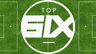 The Top 6ix Show | Arsenal Win 6 in a Row, Liverpool & City Draw Blank & Fixture Previews