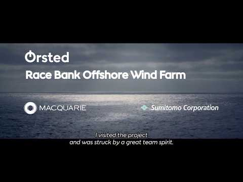 Race Bank Offshore Wind Farm – delivering clean electricity to over half a million homes