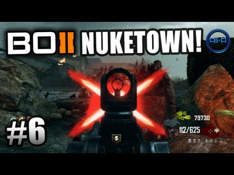 how to get nuketown zombies calling card bo2