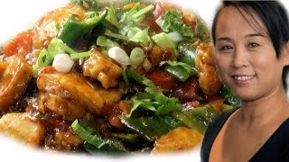 Chinese Sweet & Sour Fish Recipe (Chinese Style Cooking Recipe)