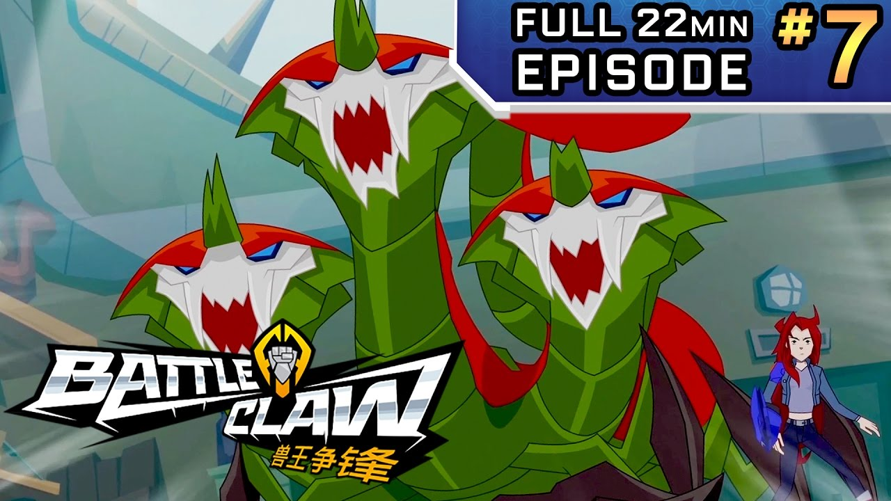 Download Beastly Grudge Dr. Moro | BattleClaw Season 1 | Episode 7