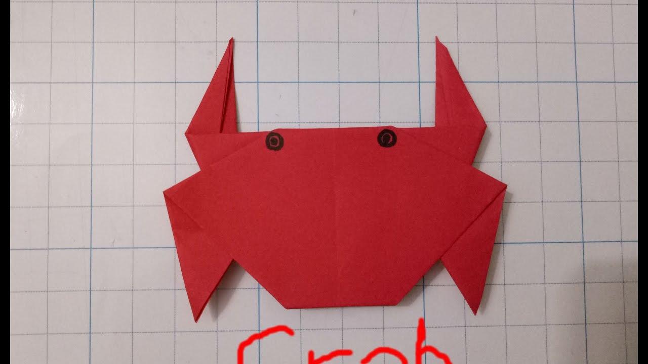 Aqua Marine origami crab writing set - Writing Sets - Stationery | 720x1280