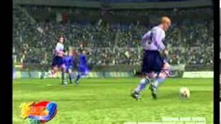 Virtua Striker 2002 GameCube Gameplay