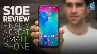Samsung Galaxy S10E Review: Essentially, Great!