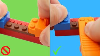THESE LEGO LIFE HACKS WILL SURPRISE YOU!