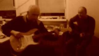 два лысых гитариста.ASF