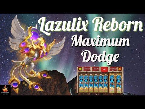 Lazulix Maximum Dodge Madness