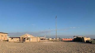Ataque contra una base en Irak con militares estadounidenses y españoles