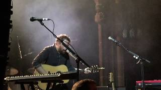 Frightened Rabbit - My Backwards Walk (Live & Acoustic @ Manchester Cathedral)