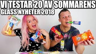 VI TESTAR 20 AV SOMMARENS GLASS NYHETER *2018*