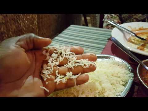 Falso arroz en restaurantes  en ibiza