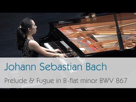 Johann Sebastian Bach - Prelude & Fugue...