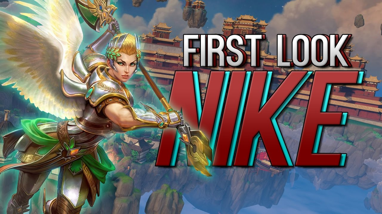 new goddess nike nike build ability overview and first look