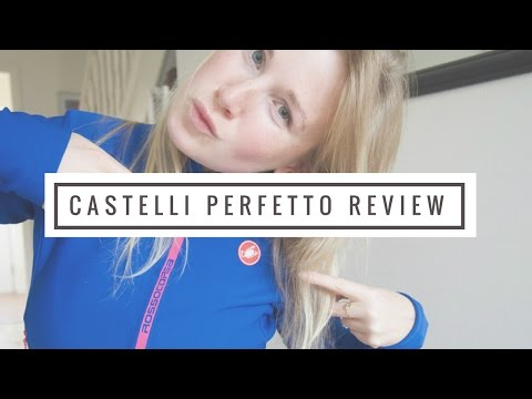 Women's cycling || Castelli Perfetto Jacket First Look || Gabba Vs. Perfetto