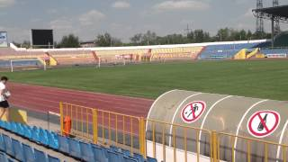 Областные соревнования по легкой атлетике в г. Караганда 2013