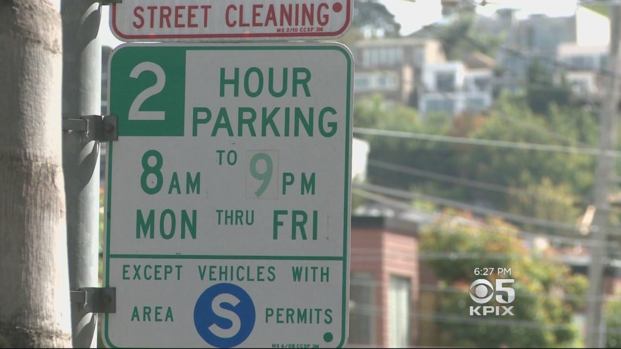 Hack Solves Longtime San Francisco Parking Problem