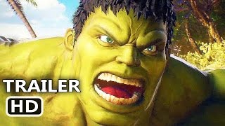 PS4 - Marvel Vs. Capcom Infinite : Story Trailer thumbnail