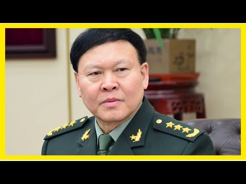 World News - Former top Chinese generals killed themselves as corruption probe textiles