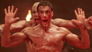 "Van Damme Vs Tong Po ""Kickboxer"" HD Movie Clips"