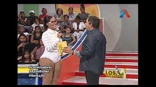 Video Ibelka Ulerio Imitando A Jenifer Lopez En Aquí Se Habla Español download MP3, 3GP, MP4, WEBM, AVI, FLV Juni 2018