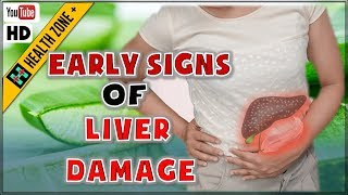 6 Early Signs of Liver Damage: Symptoms To Know