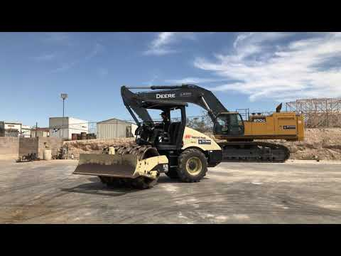 Ingersoll Rand SD70F Trench Roller