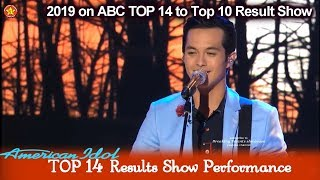"Laine Hardy ""Hurricane"" Victory Performance 
