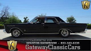1965 Ford Galaxie Gateway Classic Cars #1202 Houston Showroom