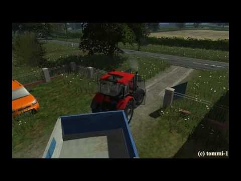 Ls11 Harvest 2012 with Claas Mega Zetor and Fortschritt