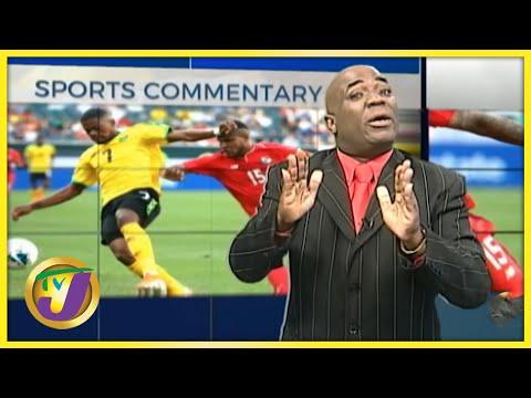Jamaica's Reggae Boyz | TVJ Sports Commentary