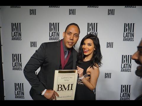 Premios BMI Latin Music Awards/Wise The Gold Pen/Gloria Trevi