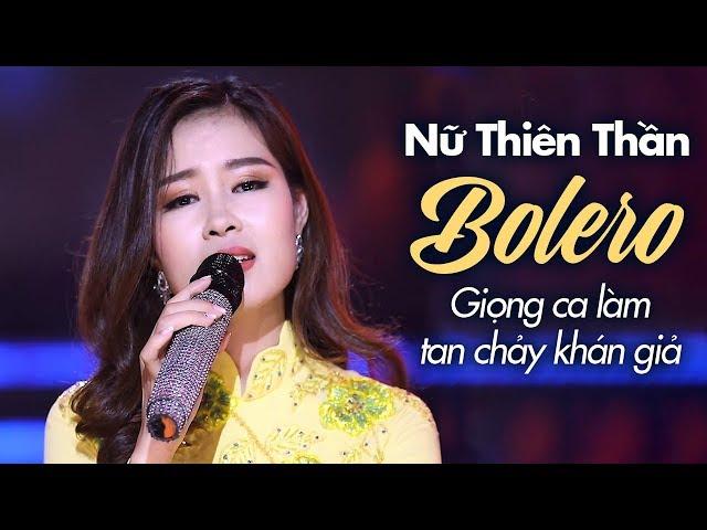 Nữ Thiên Thần Xinh Đẹp Châu Giang Với Giọng Ca Làm Tan Chảy Triệu Trái Tim | LK Bolero Hay Nhất 2018