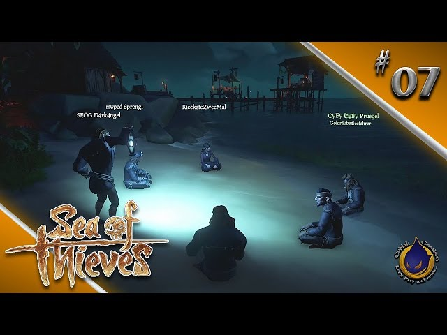 NEUE FREUNDE 💀 Let's Play SEA OF THIEVES #007