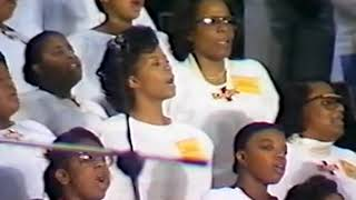 "C.H. Mason Memorial Choir ""Psalm 24"" - Dr. Mattie Moss Clark"