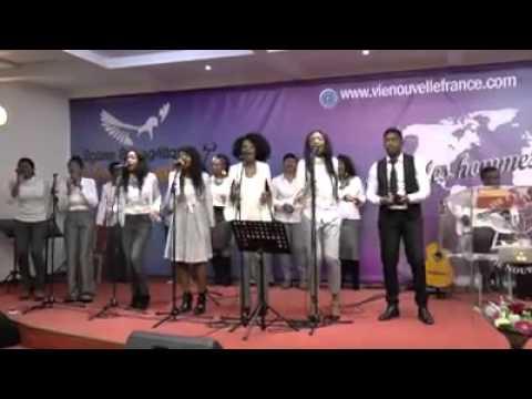 Azali se ye moko - Groupe des jeunes
