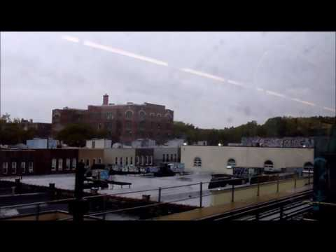 MTA 4 train , New Lotts Brooklyn- Wood Lawn  Bronx--NYC Full